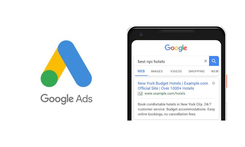 谷歌搜索广告