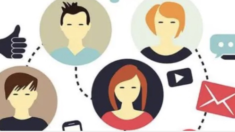 Characteristics of various social platforms