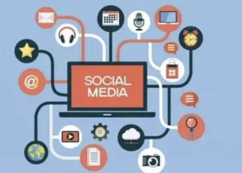what are the channels of overseas social media drainage