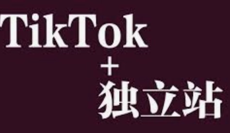 tiktok drainage for hot selling products of independent stations